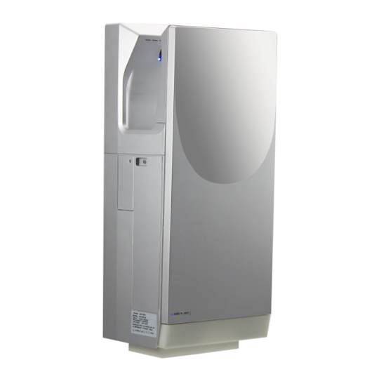 Airblade Jet Hand Dryer Commercial High traffic Jet Air Force Low Noise Hand Dryer