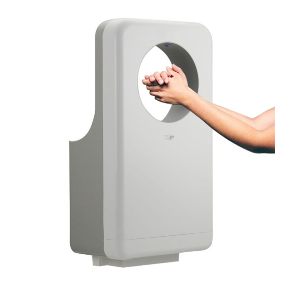 Cleandry 360 Air Blowing High Speed Hand Dryer Comfortable Powerful Jet Hand Dryer