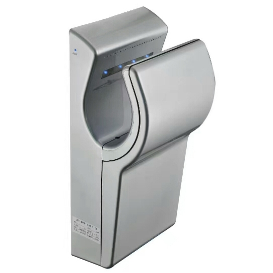 Electric Jet Air Hand Dryer Touch Free Power Bathroom Sanitary Ware Auto Hand Dryer