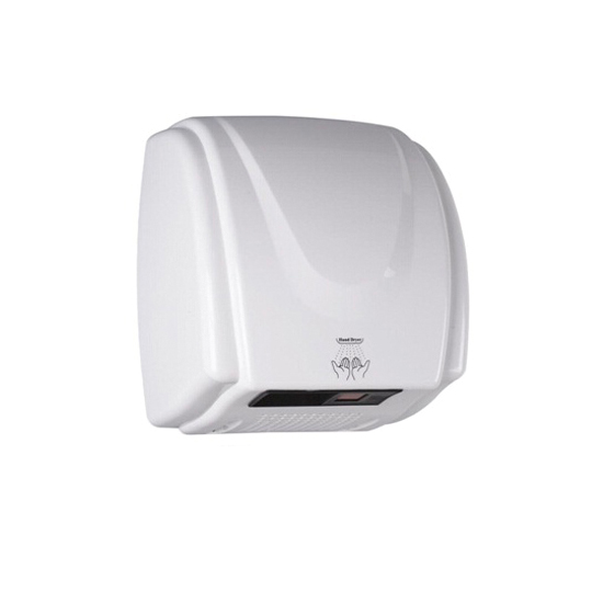 Ultradry Commercial White Hand Dryer bathroom air hygiene electric hand dryer