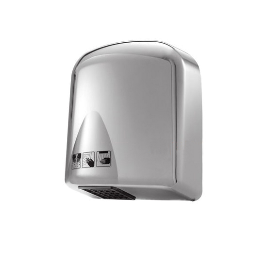 Intelligent Temperature Warm & Cold Adjustable Quiet Commercial Electronic Hand Dryer