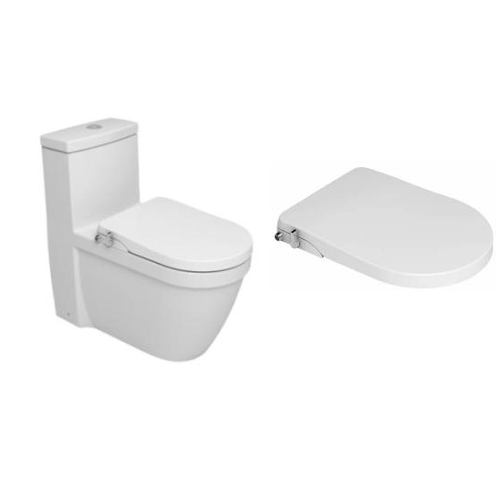 European Style One Piece None Electric Toilet Seat Bidet TB-104