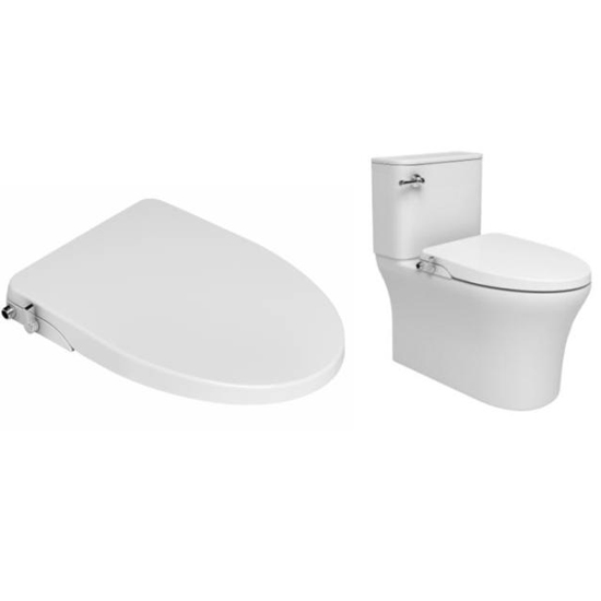 US Elongated None Electric Water Spray Toilet Seat Bidet TB-109